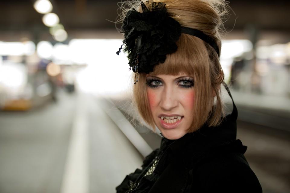 Charlotte, Eleganz & Gothik