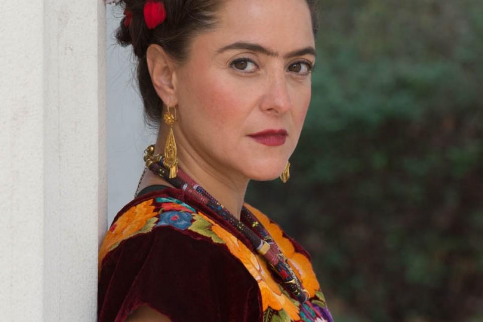 Kim Martinez as Frida Kahlo