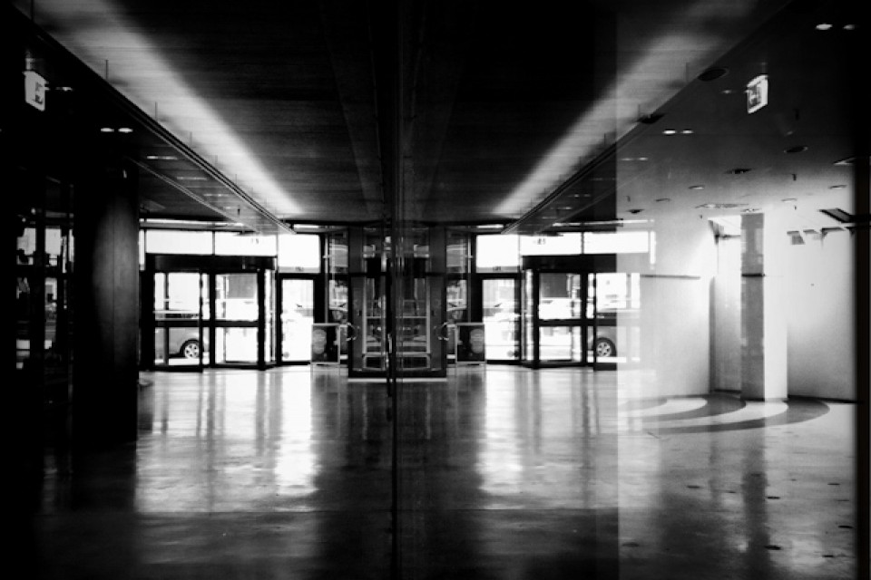 Hipstamatic, Köln-WDR-Arkaden